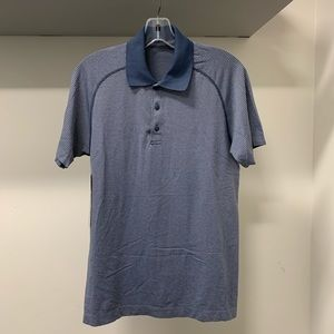 NWT Lululemon Metal Vent Tech Polo